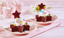 Brownies zvezdice