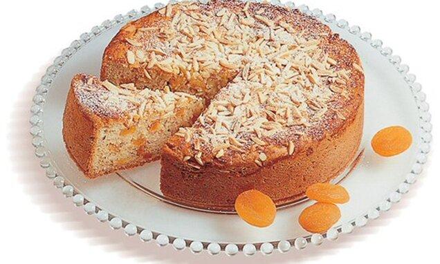 Kajsija-jabuka kolač